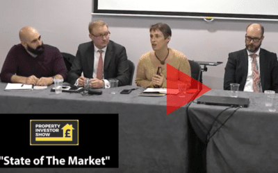 2019 Property Investor Show Panel Debate. Watch 'The State of the Market' recording in full.